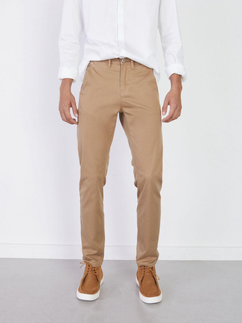 מכנס צ'ינו במראה מכובס