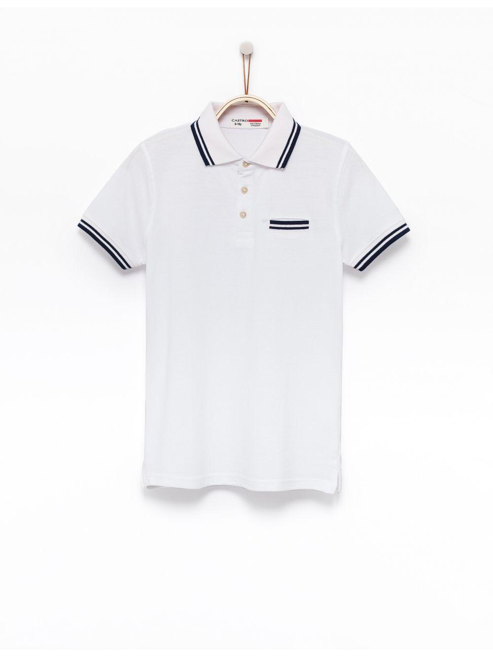 חולצת פולו מלאנג'