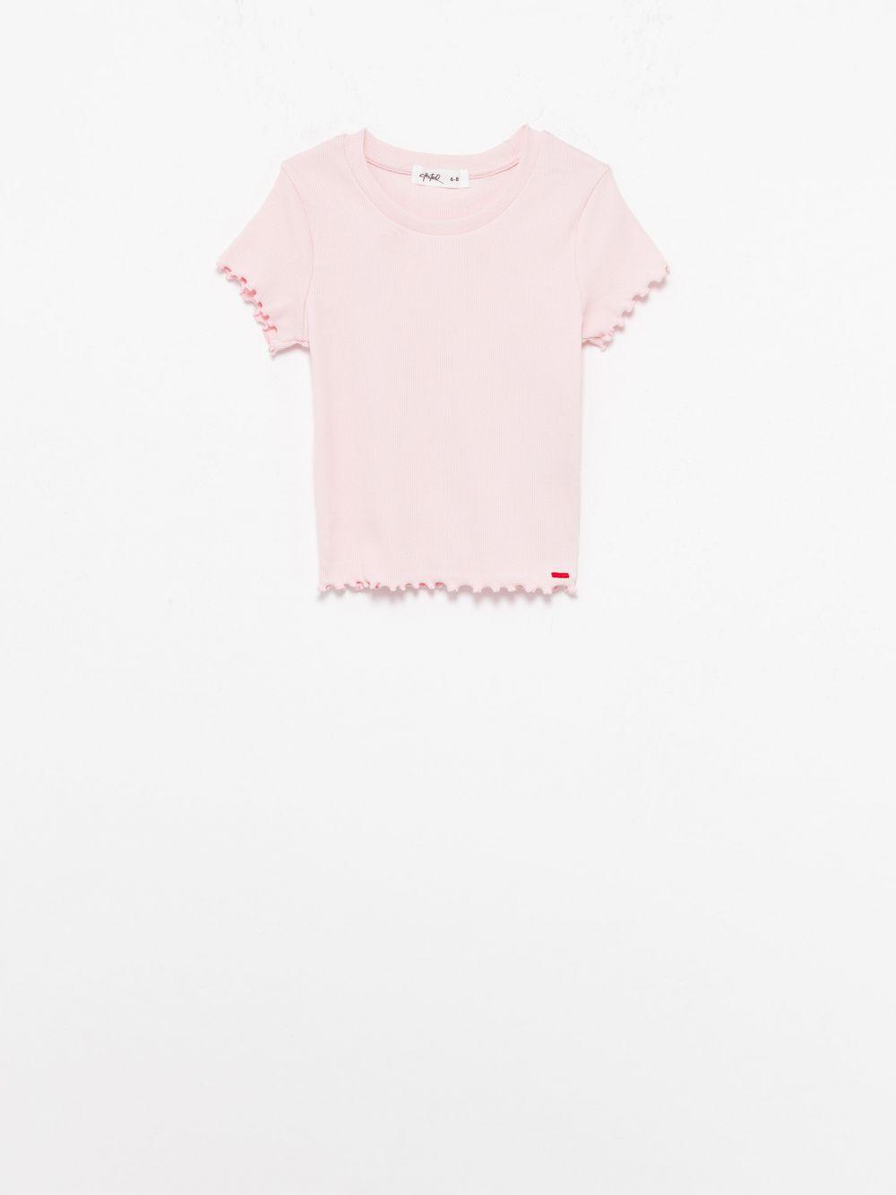 מארז 3 חולצות ריב חלקות