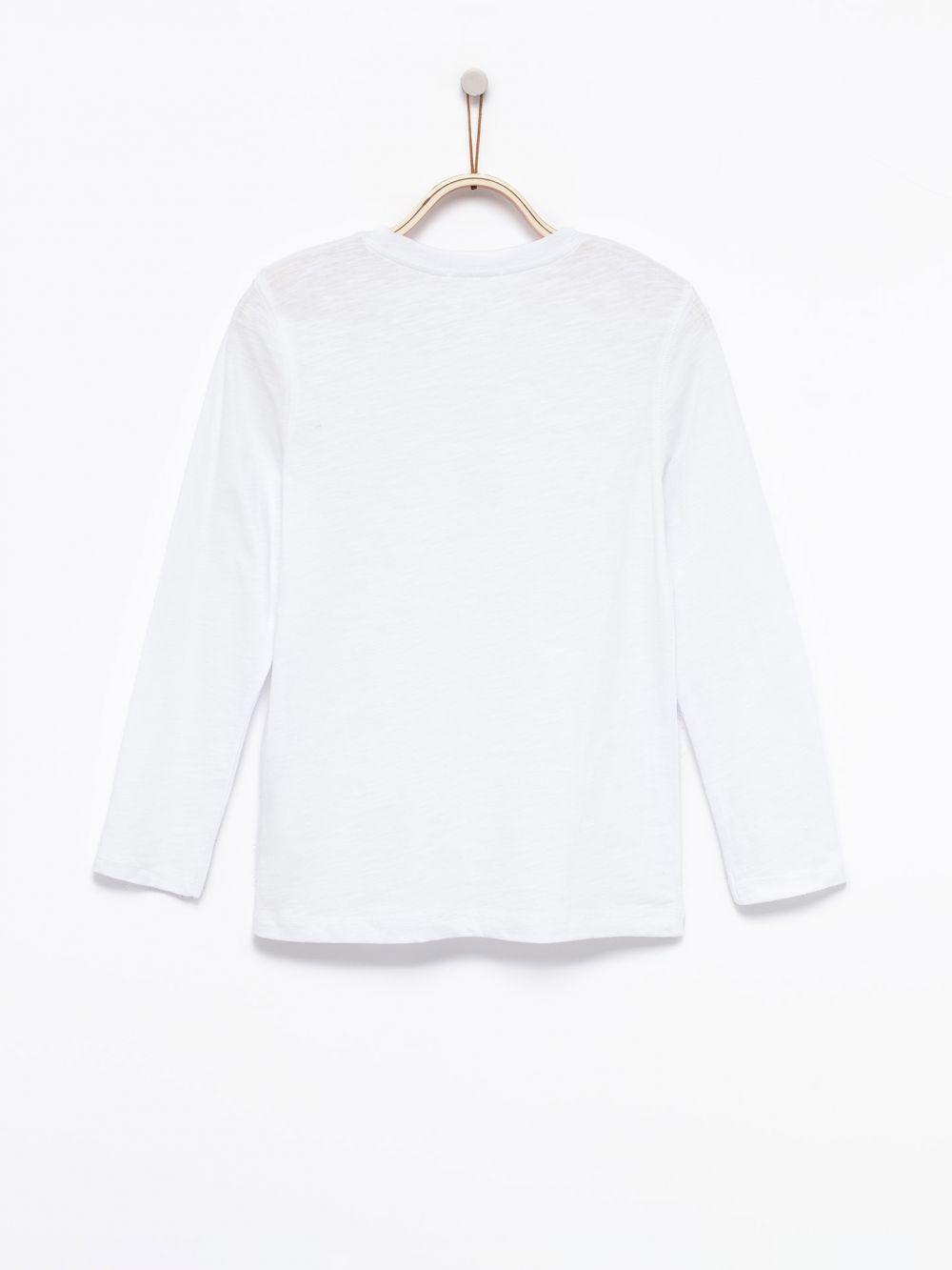חולצת טי סלאב שרוולים ארוכים