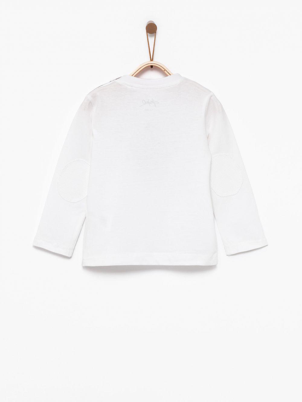 חולצת טי תמנון