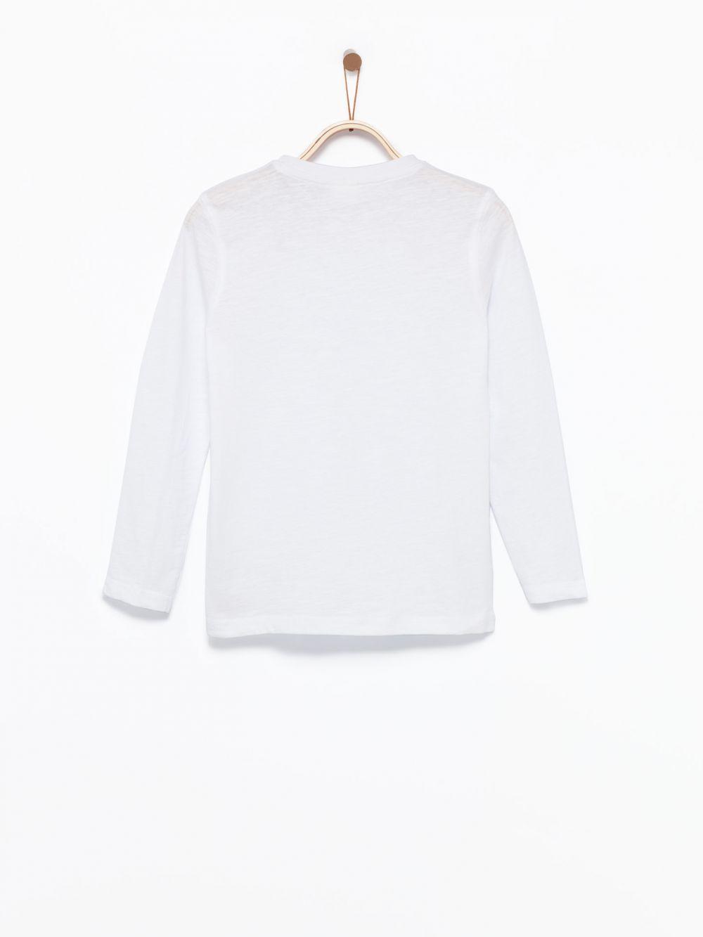חולצת טי סלאב צווארון עגול