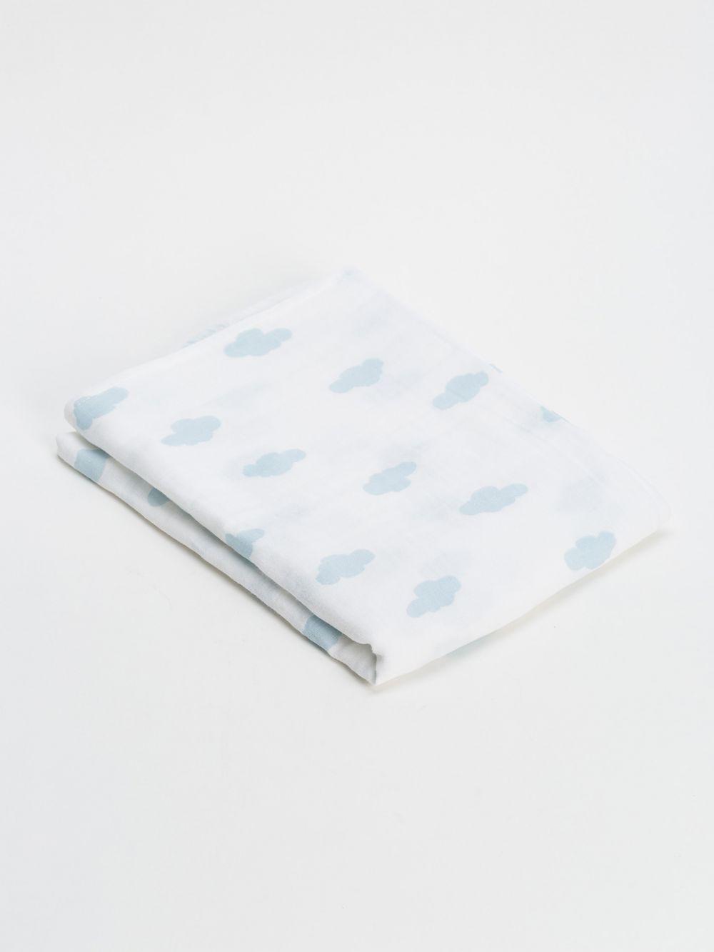 שמיכת טטרה מודפסת לתינוקות