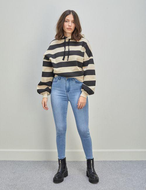 ג'ינס SARAI Skinny סרוג