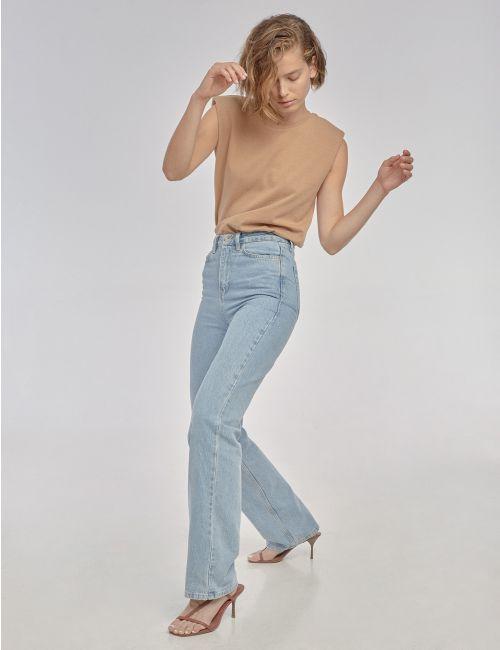 ג'ינס WIDE LEG