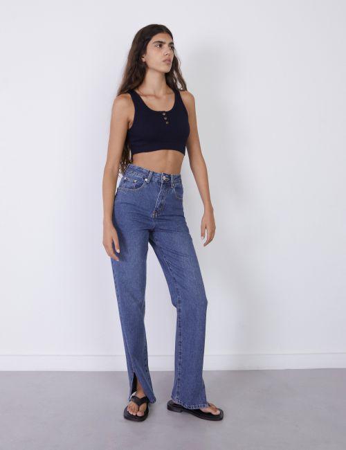 ג'ינס עם מכפלת שסע