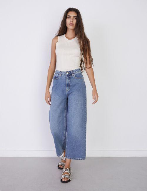 ג'ינס COLUTTE Wide Leg