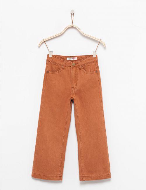 מכנסי ג'ינס מתרחבים