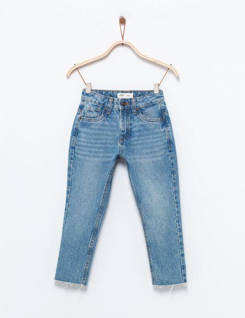 ג'ינס MOM מכפלת גזורה