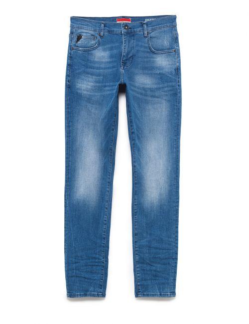 ג'ינס Joseph ווש עם פאץ' עור