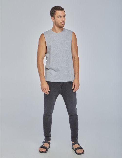ג'ינס Simon בגזרה ישרה