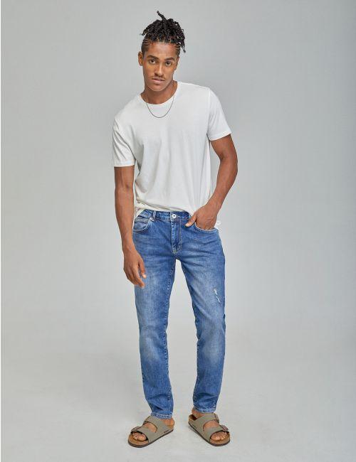 ג'ינס Joseph Super Slim עם קרעים