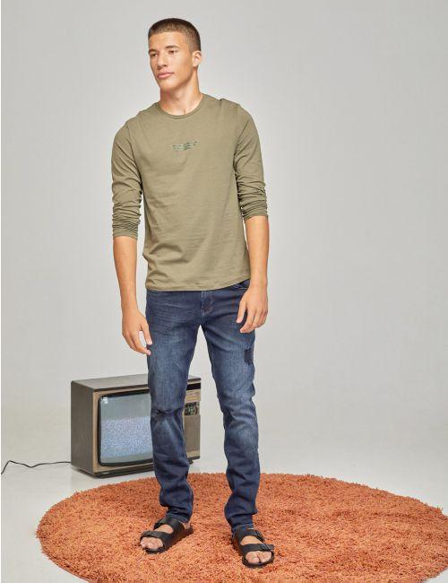 ג'ינס Joseph Super Slim במראה משופשף