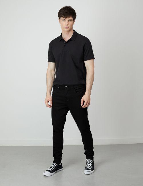 ג'ינס DANIEL Super Skinny שחור