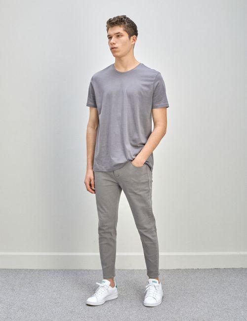 ג'ינס Daniel Super Skinny קרופ