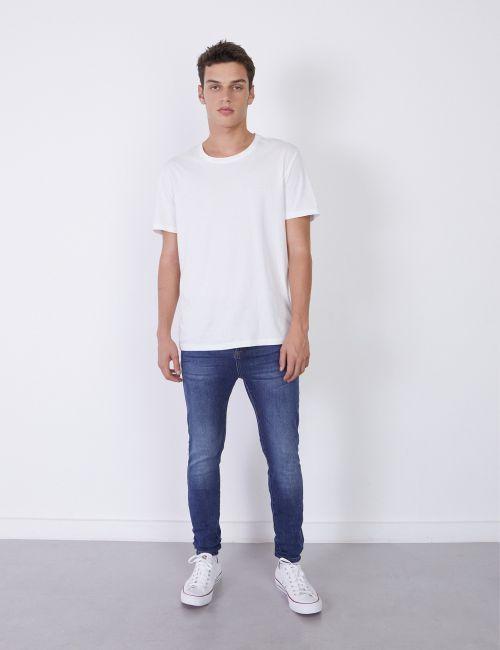 ג'ינס DANIEL Super Skinny כחול מכובס