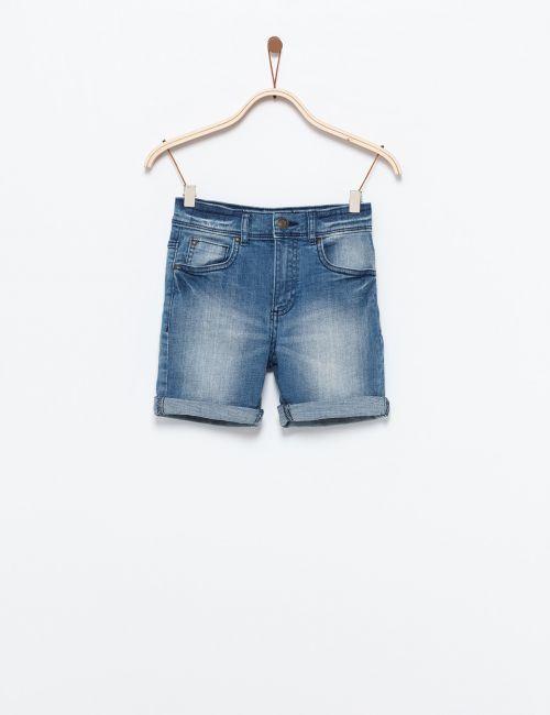 ג'ינס בייסיק קצר