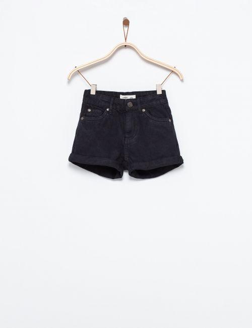 ג'ינס קצר בגזרת MOM