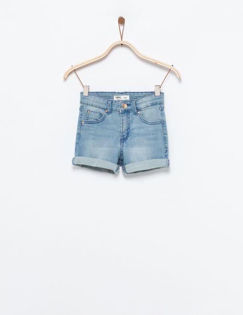 ג'ינס שורטס