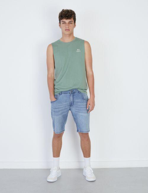 ג'ינס ברמודה