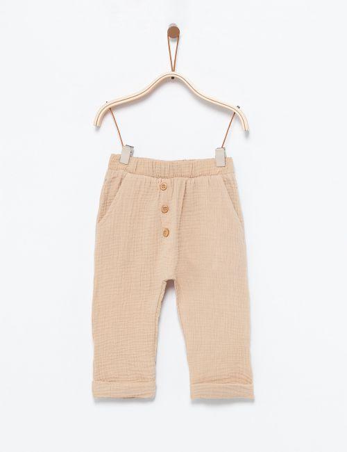 מכנסיים מבד טטרה