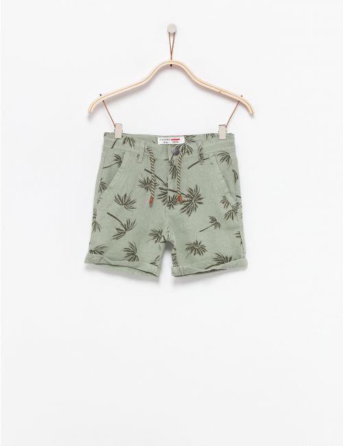 מכנסיים קצרים ספארי