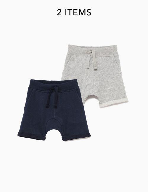 מארז זוג מכנסיים קצרים