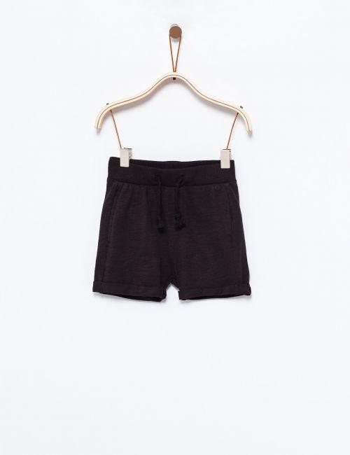 מכנסיים קצרים עם שרוך קשירה