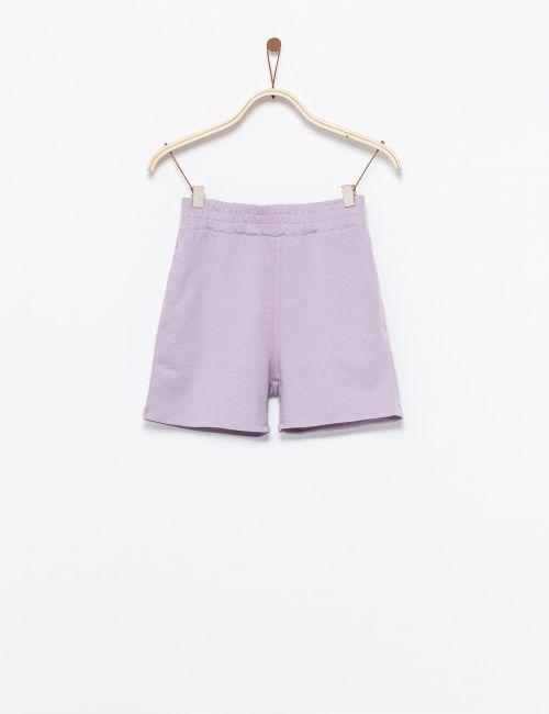מכנסי כותנה קצרים