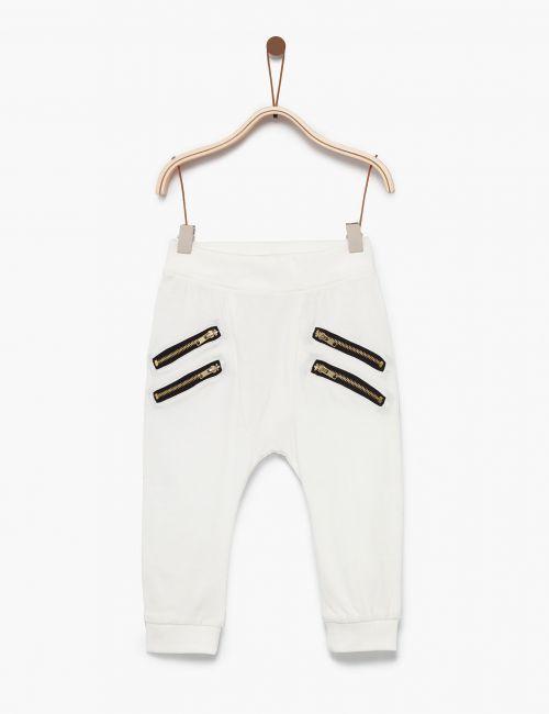 מכנסיים עם רוכסנים