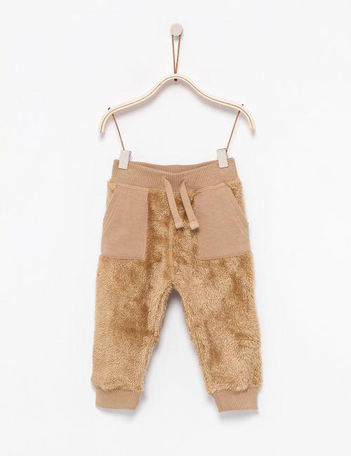 מכנסי פליז עם כיסים