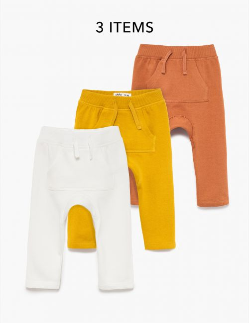 מארז 3 זוגות מכנסי פוטר