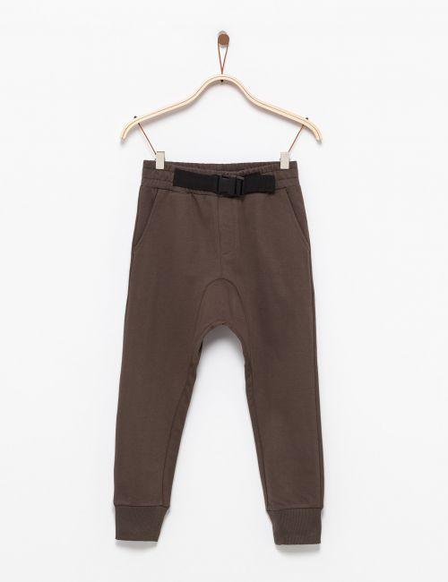 מכנסי פוטר עם חגורה