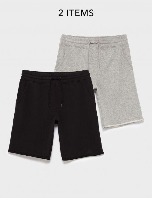 מארז 2 זוגות מכנסי ג'וגר קצרים