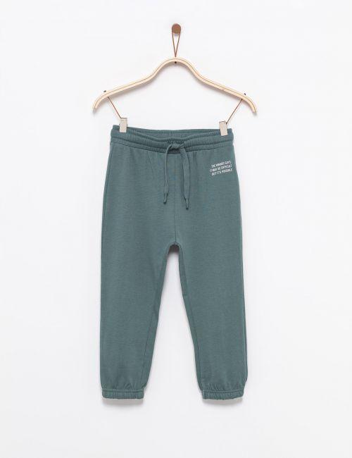 מכנסי טרנינג דקים