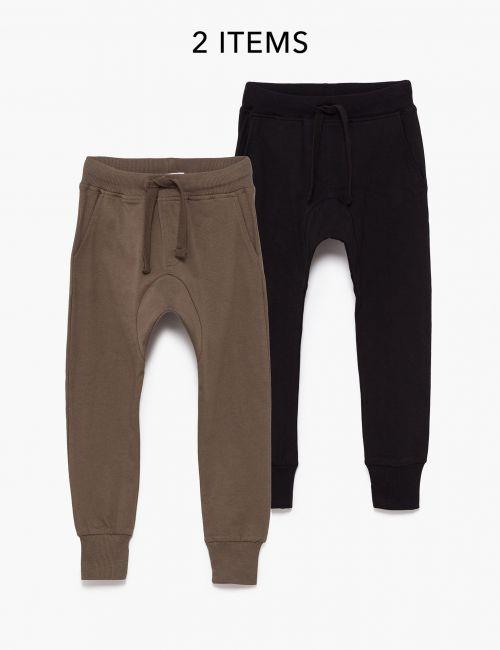 מארז 2 זוגות מכנסי מעבר בייסיק
