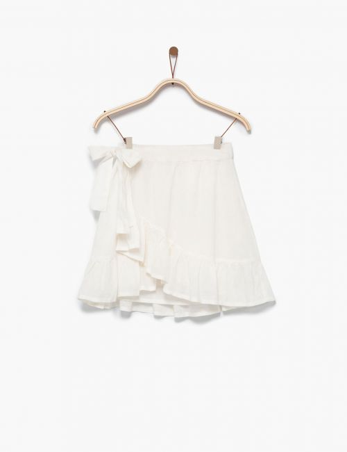 חצאית מעטפת וולאן