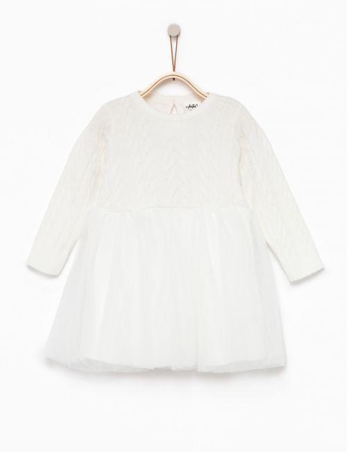 שמלה סרוגה טוטו