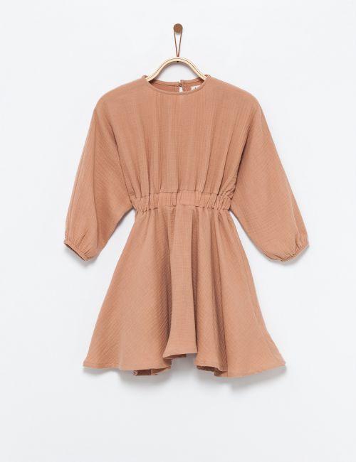 שמלת טטרה עם גומי במותן