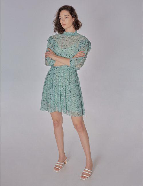 שמלת מש פרחונית