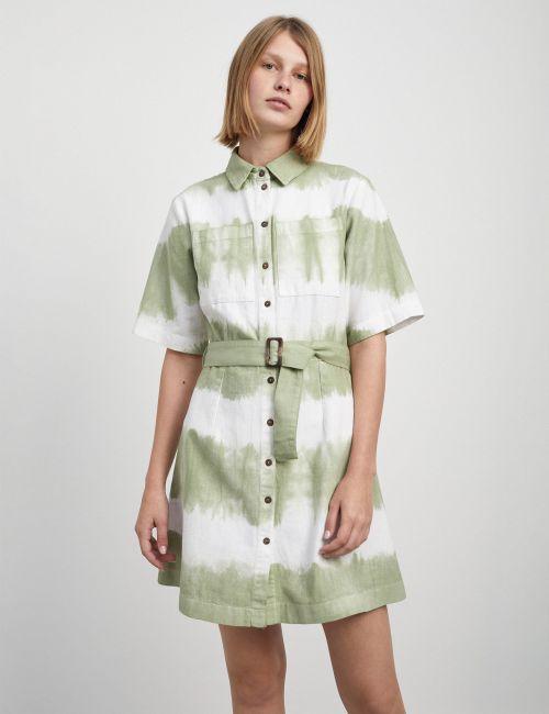 שמלת דגמח טאי דאיי