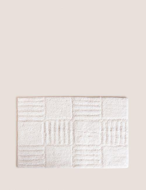 """שטיח אמבטיה פרוותי 50X80 ס""""מ"""