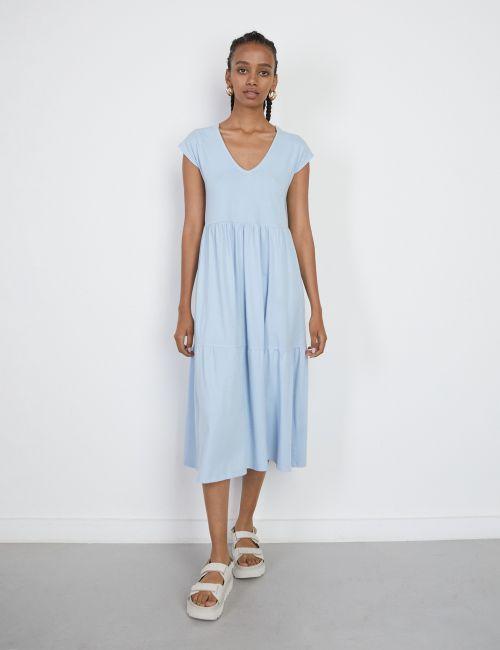 שמלת מקסי קומות