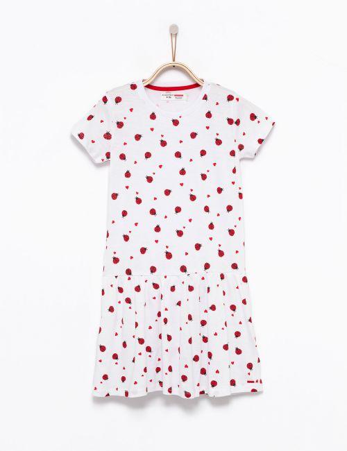 שמלת טי חיפושיות