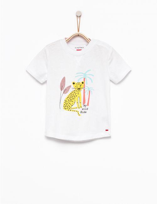חולצת טי נמר