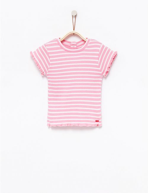 חולצת ריב עם פסים