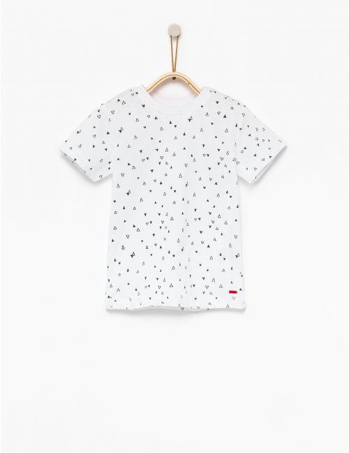חולצת טי משולשים