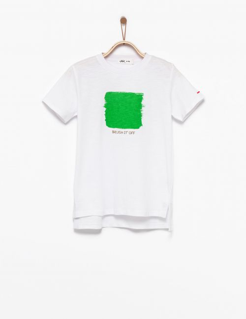 חולצת טי מלבן