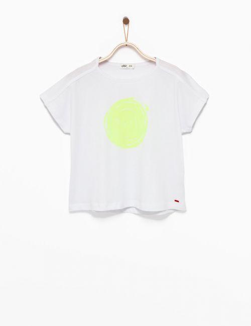 חולצת טי עיגול