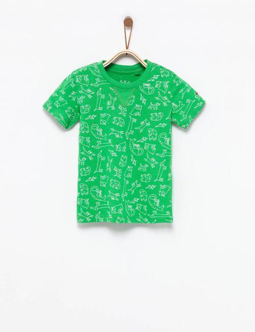חולצת טי כלבים